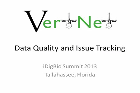 Data Quality and Issue Tracking